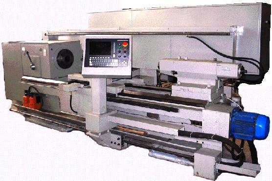 Токарний верстат з ЧПЗ 16К30Ф3