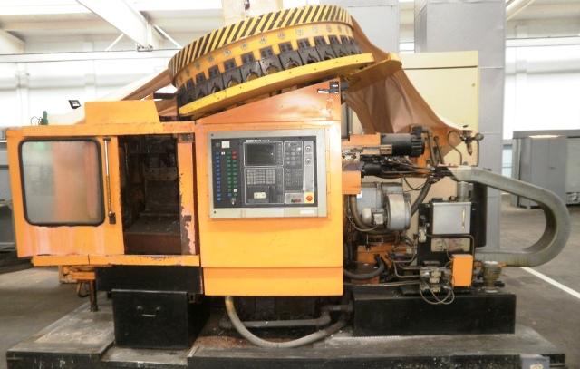 Горизонтальний обробний центр ІР-320, ІР320ПМФ