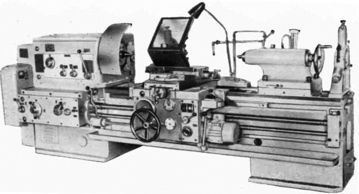 Токарно-винторезный станок ДИП 300