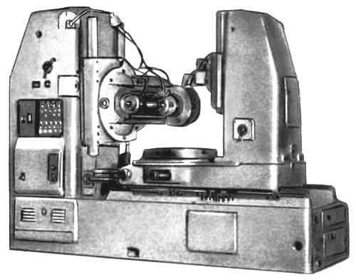 Зубофрезерный станок 5Е32, 5К32, 5Д32