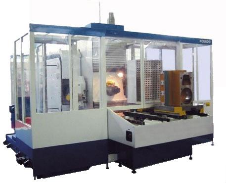 Горизонтальный обрабатывающий центр ИС-800, ИС800ПМФ4