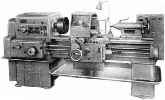 Токарно-гвинторізний верстат 1К62